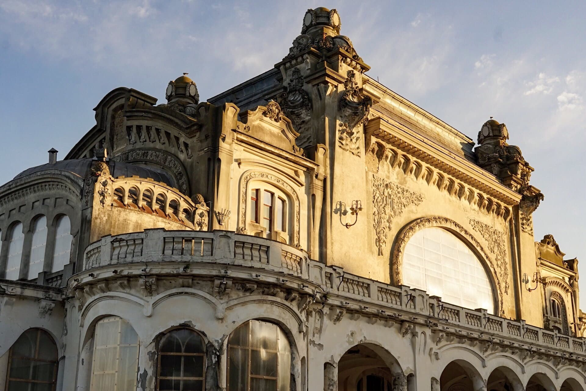 Read more about the article Constanța et la Mer Noire