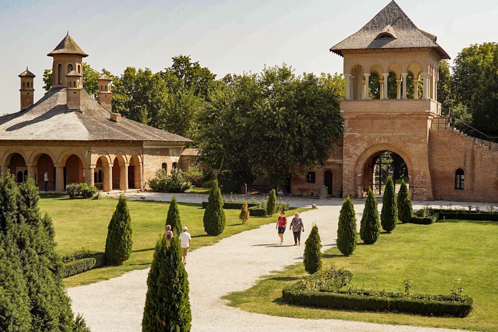 Read more about the article Palais de Mogoșoaia